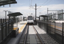 OFF TRACK: The little R Line train that could, can't yet | Sentinel